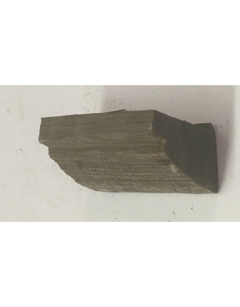 Mother Nature Wood Ebony Chunk 2x1x.5 #011016