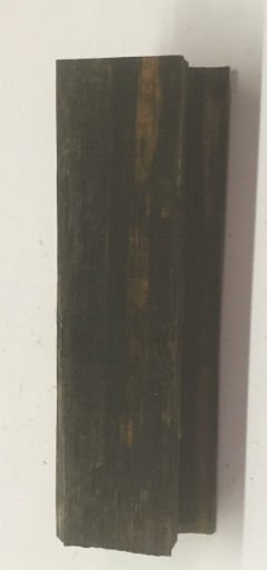 Wood Ebony Chunk 6x1.5x1.5 #011018