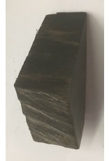 Wood Ebony Chunk 2.5x2x1 #011028