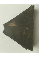 Mother Nature Wood Ebony Chunk 2.5x2x.5 #011030