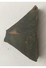 Wood Ebony Macassar Chunk 2.5x2x.5 #011032