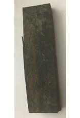 Wood Ebony Macassar Chunk 4.5x1x.5 #011033