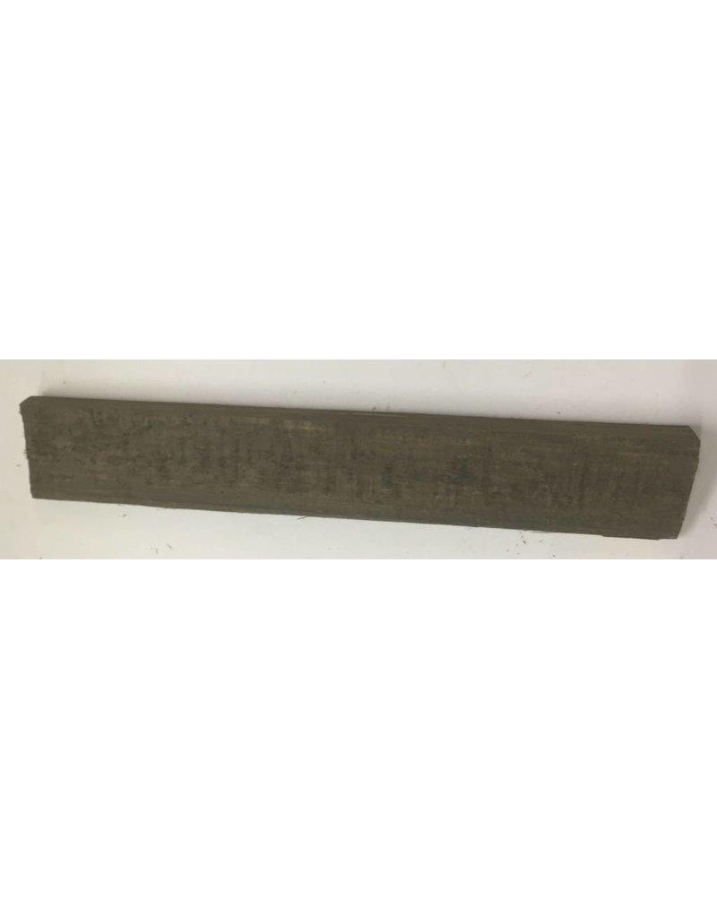 Wood Ebony Chunk 5x.5x.25 #011035