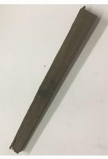 Wood Ebony Chunk 6x.5x.25 #011039