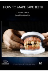 Stan Winston How To Make Fake Teeth Garza DVD