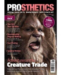 Prosthetics Magazine #6