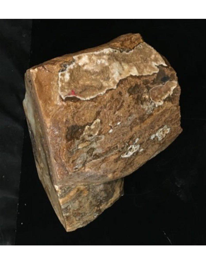 19lb Egyptian Onyx Stone 10x8x5 #521029