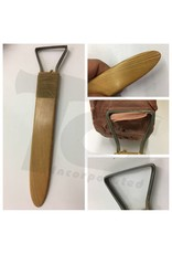 Suanne Martin Large Handmade Smooth Tool, Olive