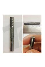 Cylinder End Cut Single Cut Carbide Burr SB-1