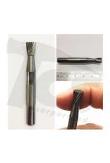 Inverted Cone Single Cut Carbide Burr SN-1