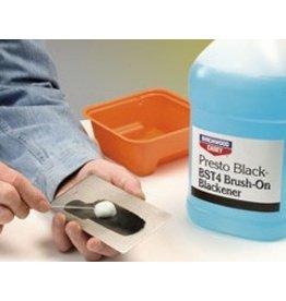 Birchwood Casey Labs Presto Black BST4 Gallon