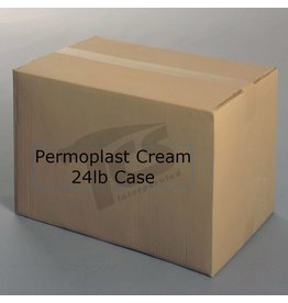 Amaco, Inc. Permoplast Cream 24lb Case