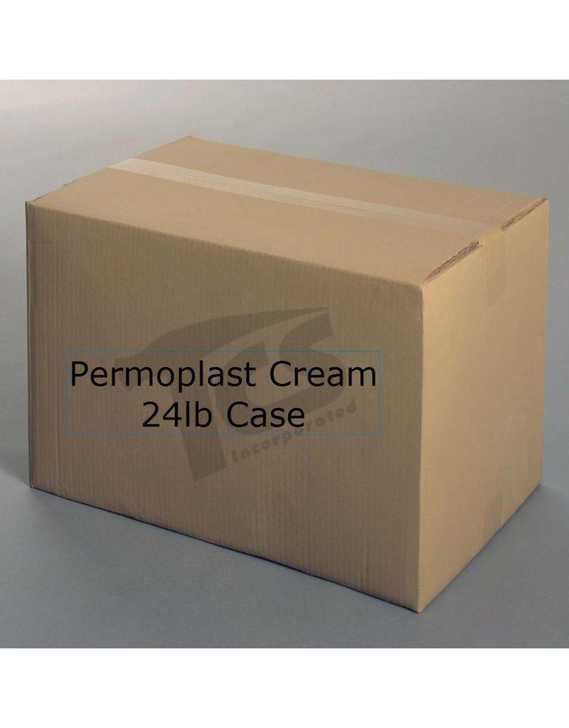 Amaco, Inc. Permoplast Cream 24lb Case