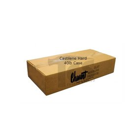 Chavant Castilene Hard Green 40lb Case (2.5lb Blocks)