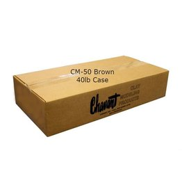 Chavant Chavant CM-50 Brown 40lb Case (2lb Blocks)