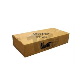 Chavant Chavant CM-70 Brown 40lb Case (2lb Blocks)
