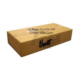 Chavant Chavant Le Beau Touche HM Cream 40lb Case (2lb Blocks)