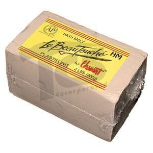 Chavant Le Beau Touche HM Cream 40lb Case (2lb Blocks)