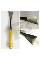 "#5/#54 Fish Tail Wood Gouge 1-7/8"" (47mm)"