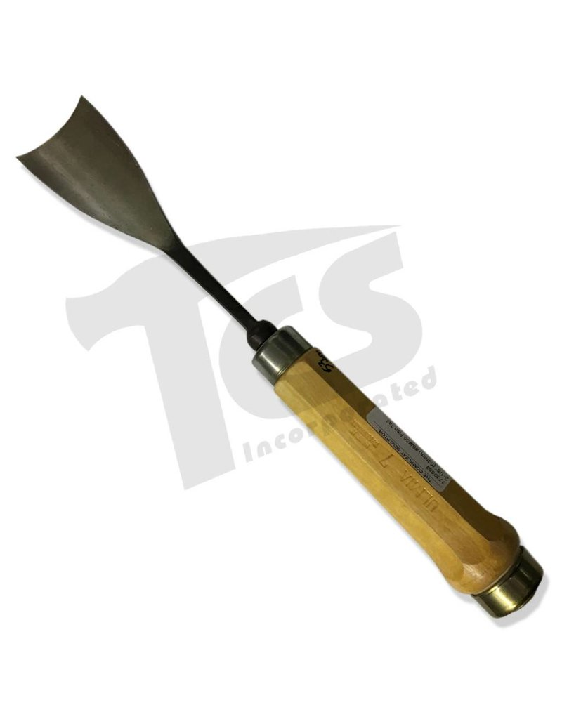 "#6/#55 Fish Tail Wood Gouge 2-1/8"" (53mm)"