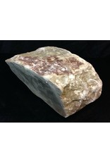 Mother Nature Stone 45lb Black Translucent Alabaster 16x14x11 #772342