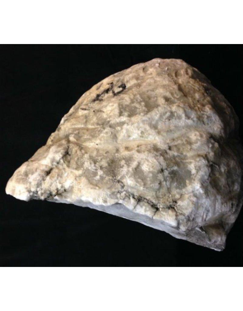 Stone 60lb Mario's Italian Bardiglio Alabaster Boulder 12x12x10 #554437