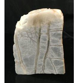 Mother Nature Stone 21lb New Brunswick Alabaster 8x7x5 #271006