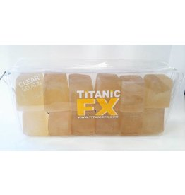 Titanic FX TITANIC FX PROSTHETIC GELATIN - CLEAR/UN-COLOURED (1KG)