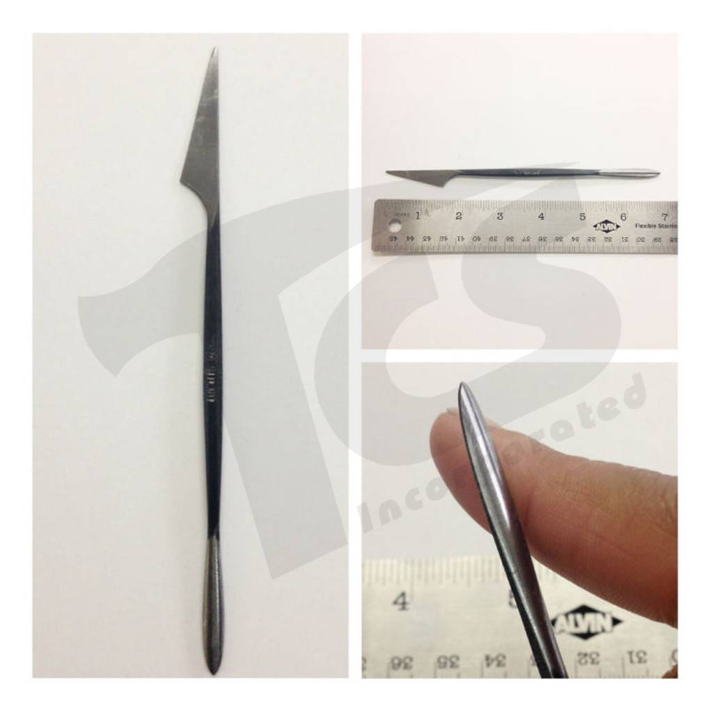 Milani Milani Steel Wax Tool #119