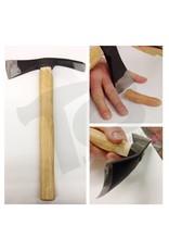 Milani Milani Wood Carving Adz Gouge/Straight Z-4