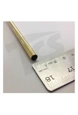 K & S Engineering Brass Tube 9/32''x.014''x36'' #1150