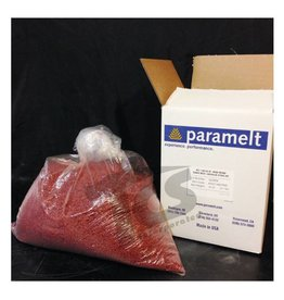 Paramelt Dark Red Casting Wax (1467A) 50lb Case