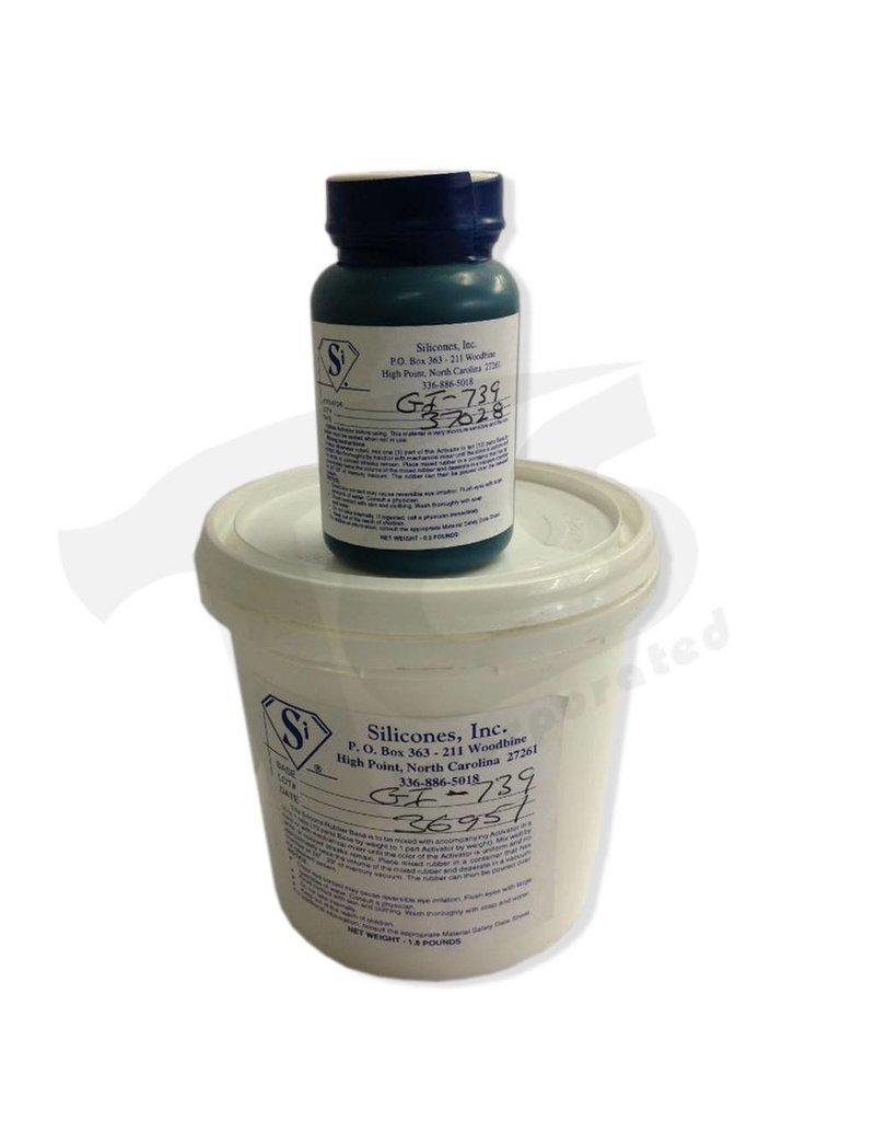 Silicones Inc. GI-739 Trial Kit (2lbs)