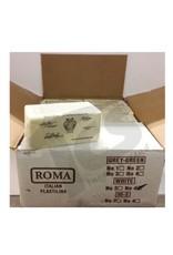 Sculpture House Inc. ROMA #4 White Plastilina 40lb case (20 2lb bricks)