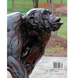 National Sculpture Society Sculpture Review Magazine LXVI no.1 Spring 17