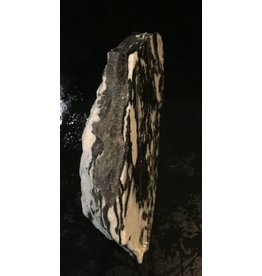 Mother Nature Stone 6lb White Tiger Marble 9x4x2 #401007