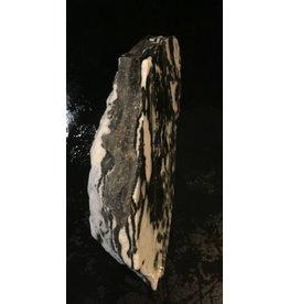Stone 6lb White Tiger Marble 9x4x2 #401007