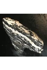 Stone 34lb White Tiger Marble 16x7x4 #401011