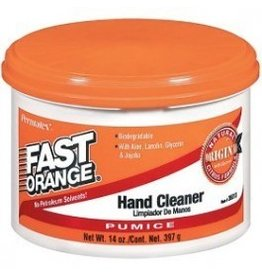 Permatex Fast Orange Pumice Hand Cleaner 14oz