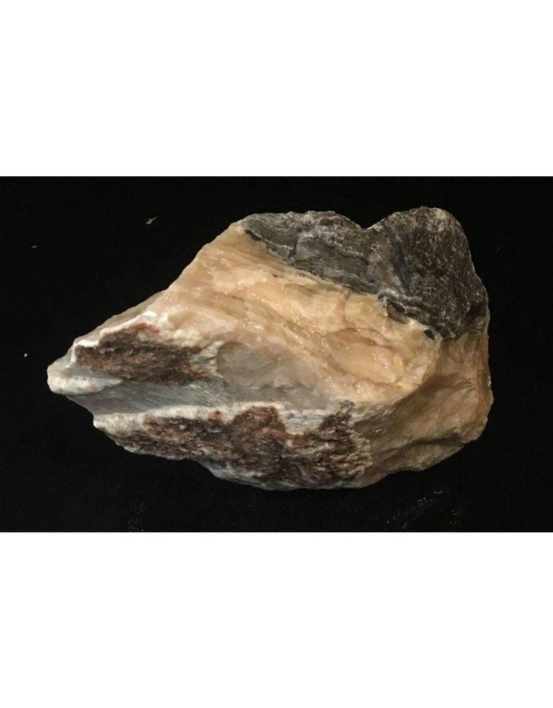 Stone 8lb Butterscotch Onyx 6x5x3 #521043