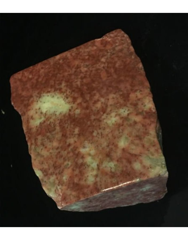 Mother Nature Stone 6lb Gala Red Soapstone 6x5x3 #031024