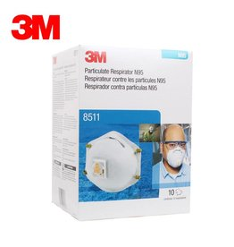3M Disposable Respirator 8511 (Box of 10)