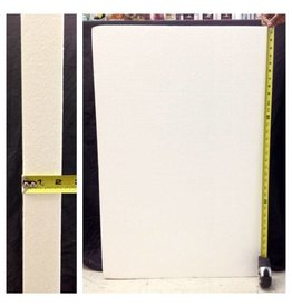 White Bead Foam (1.5lb) 36''x24''x2''
