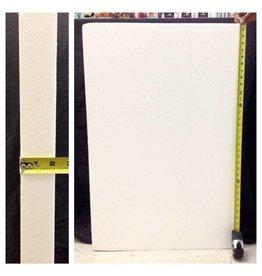 White Bead Foam 36''x24''x2''