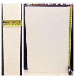 White Bead Foam 36''x24''x3''