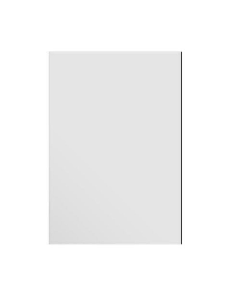 """Midwest Products Clear PVC Sheet- .010 X 7.6"""" (194 mm) X 11"""" (279 mm)"""