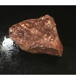 Mother Nature Stone 2lb Gala Red Soapstone 3x2x2 #031032