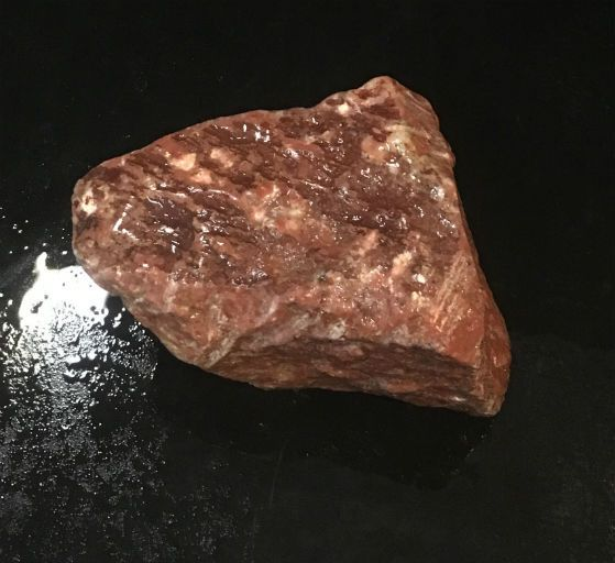 Stone 2lb Gala Red Soapstone 3x2x2 #031032