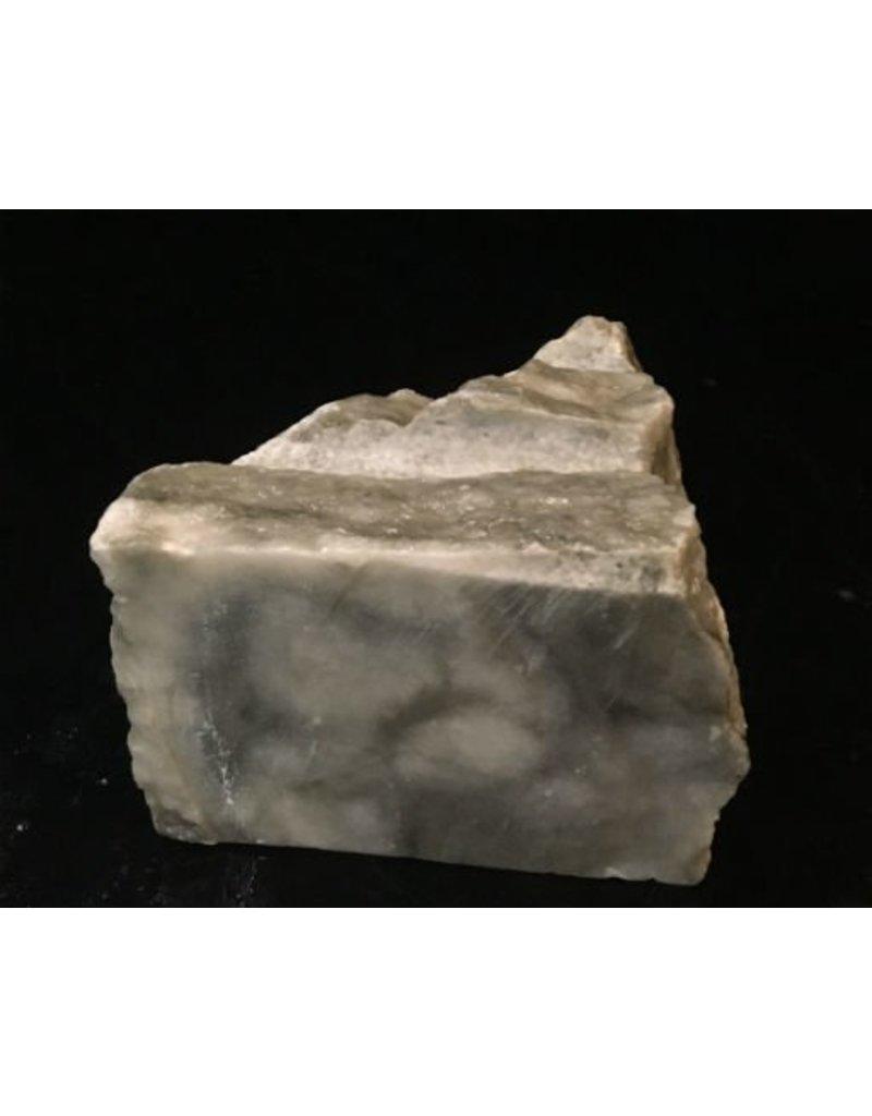 5lb Silver Cloud Alabaster 5x4x3 #662341