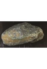 Stone 45lb Indian Black Soapstone 14x11x4 #466301